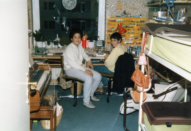Mirko und Tamio am C64