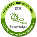 Node-RED: basics to bots