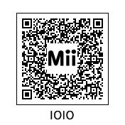 QR-Code zu Mii für Wii